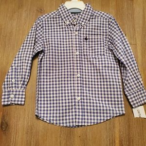 Carters button down shirt